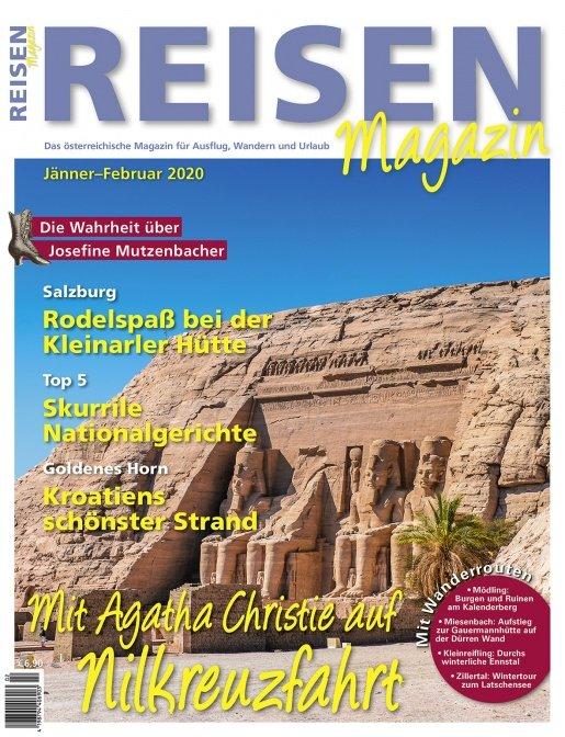Reisen-Magazin Ausgabe Jänner-Februar 2020
