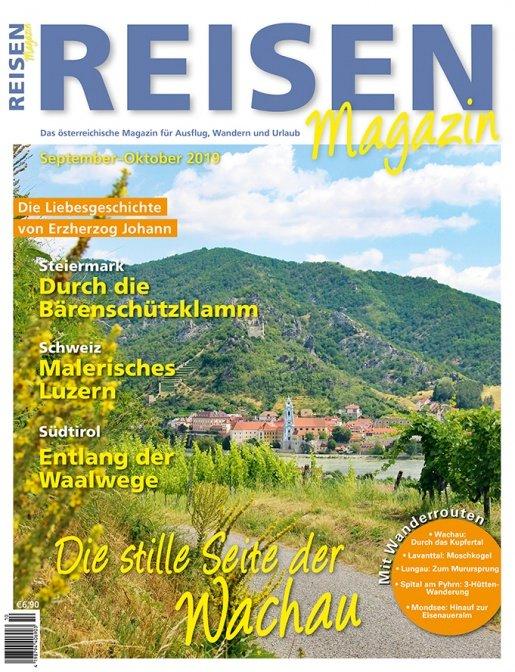 Reisen-Magazin Ausgabe September-Oktober 2019