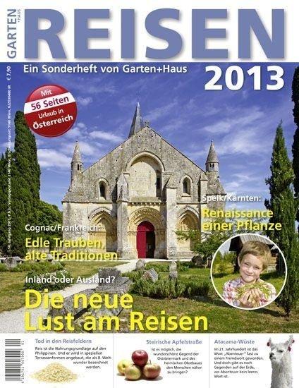 Reisen-Magazin Ausgabe 1/2013