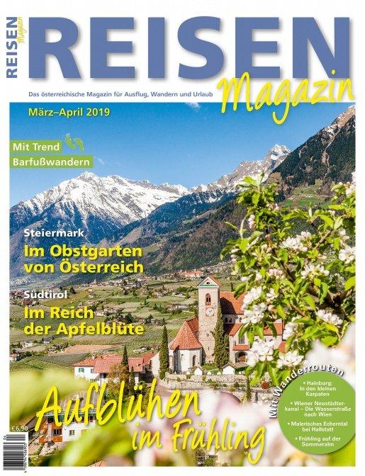 Reisen-Magazin Ausgabe März-April 2019