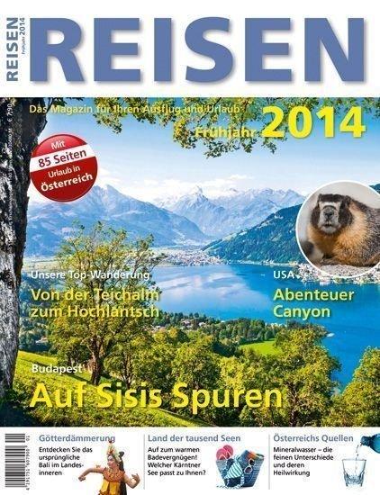 Reisen-Magazin Ausgabe 1/2014