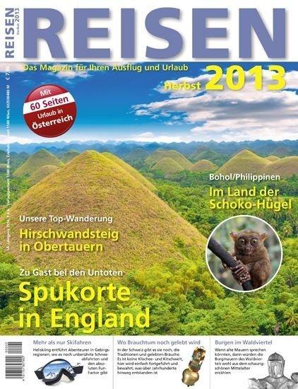 Reisen-Magazin Ausgabe 2/2013