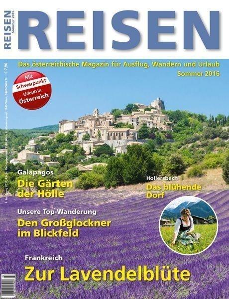Reisen-Magazin Ausgabe 2/2016