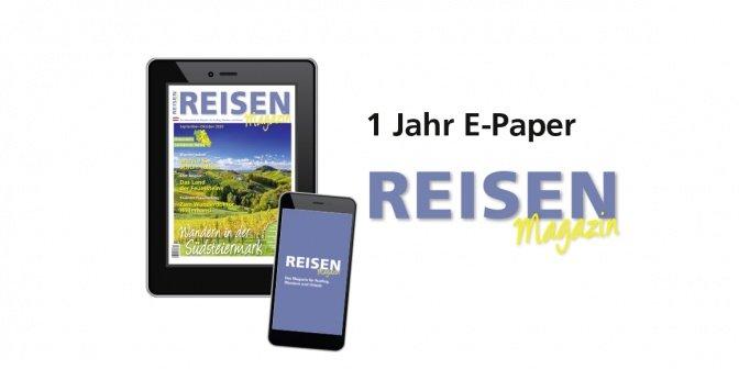Reisen-Magazin Digital-Magazin