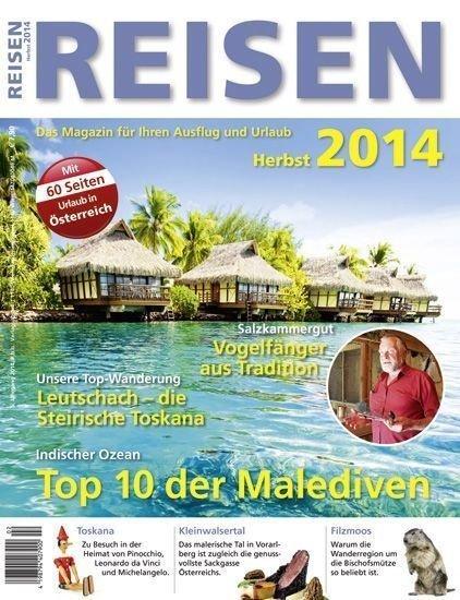 Reisen-Magazin Ausgabe 2/2014
