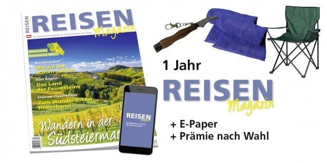 Reisen-Magazin + ePaper
