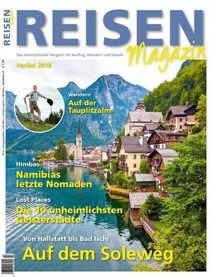 Reisen-Magazin Ausgabe 3/2016