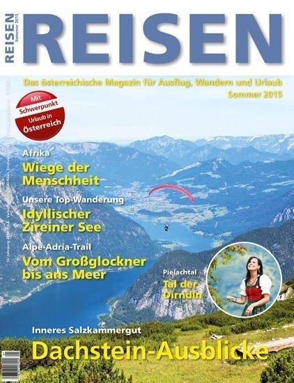 Reisen-Magazin Ausgabe 2/2015