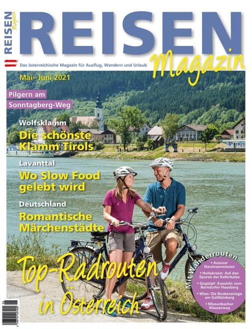 Reisen-Magazin Ausgabe Mai-Juni 2021