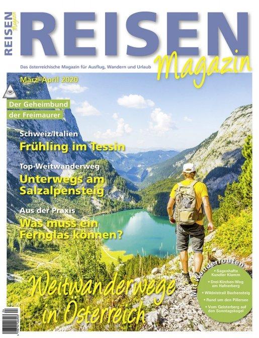 Reisen-Magazin Ausgabe März-April 2020