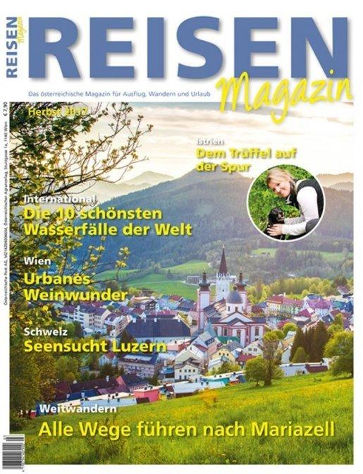 Reisen-Magazin Ausgabe 3/2017 (September, Oktober, November)