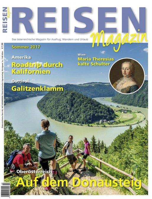 Reisen-Magazin Ausgabe 2/2017 (Juni, Juli, August)