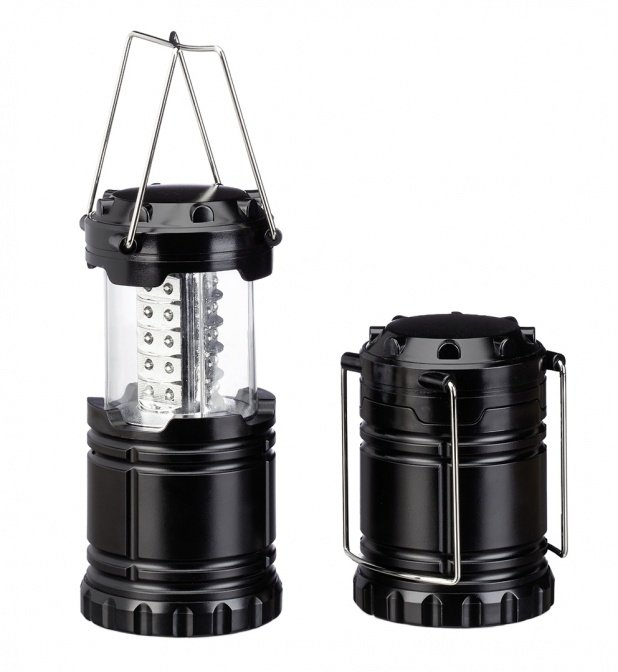 LED Campinglampe 2er Set
