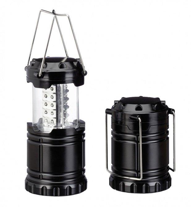 LED Campinglampe 2er Set