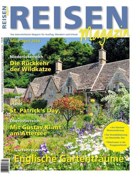 Reisen-Magazin Ausgabe März-April/2018