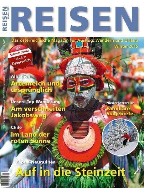 Reisen-Magazin Ausgabe 4/2015
