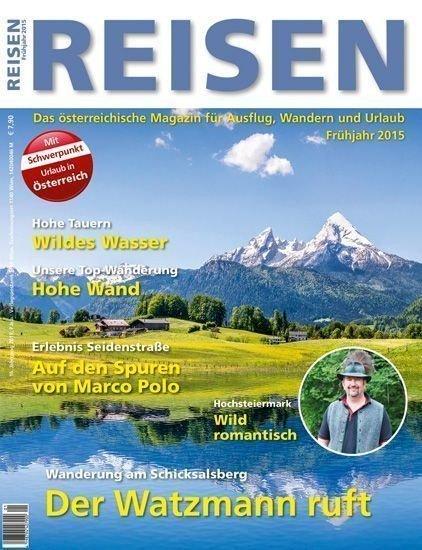 Reisen-Magazin Ausgabe 1/2015