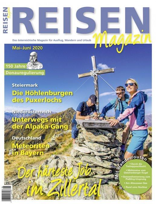 Reisen-Magazin Ausgabe Mai-Juni 2020