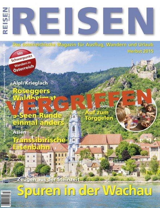 Reisen-Magazin Ausgabe 3/2015