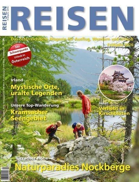Reisen-Magazin Ausgabe 1/2016